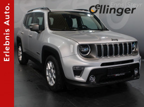 Jeep Renegade 1,3 MultiAir T4 FWD 6DDCT 150 Limited bei öllinger in