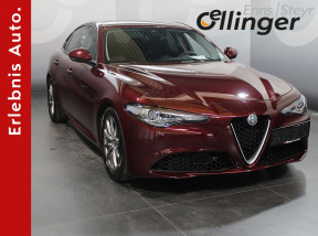 Alfa Romeo Giulia Super 2,2 150 MT RWD bei öllinger in