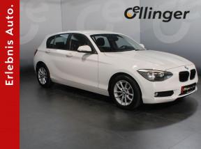 BMW 118d Österreich-Paket bei öllinger in
