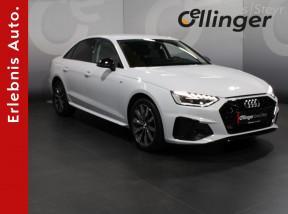 Audi A4 35 TDI S-Line bei öllinger in
